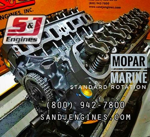 mopar engines 1966