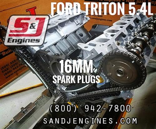 Head Gasket Set Bolts Fits Ford Excursion E150 E250 E350 6.8L SOHC TRITON VIN S