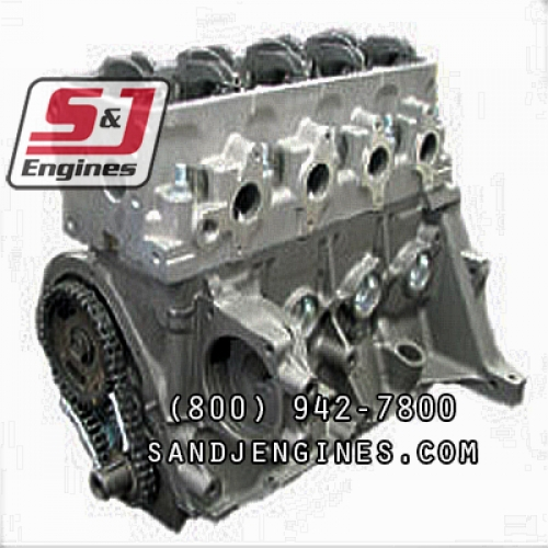rebuilt auto engines 1989 Chevrolet