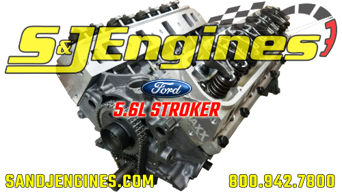 S&J-Ford-5.6L-347-ci-remanufactured-stroker-long-block-engine