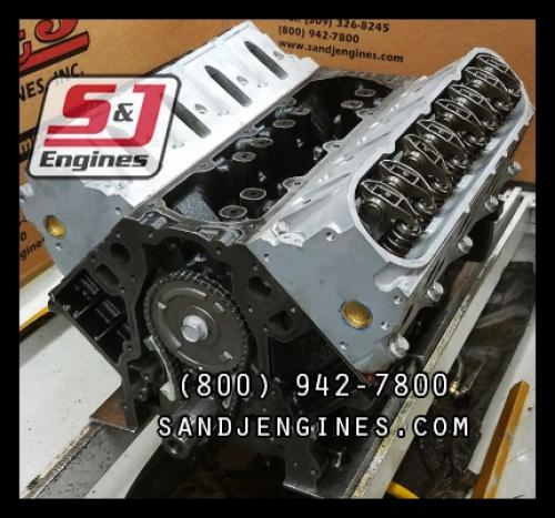rebuilt auto engines 2006 Chevrolet