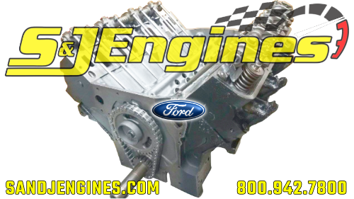 S&J-Ford-6.4L-390-ci-remanufactured-long-block-engine