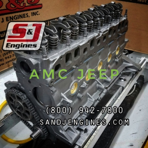 rebuilt auto engines 1997 Jeep