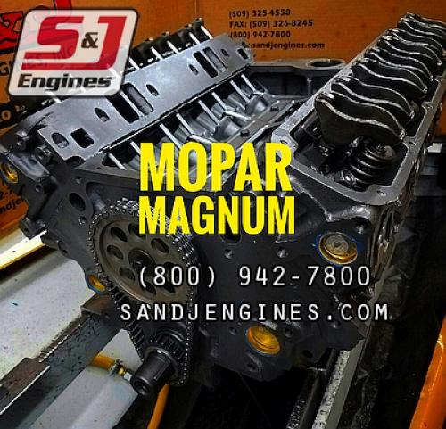 rebuilt auto engines 1984 Dodge D150 Pickup