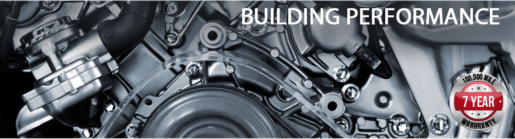 Remanufactured crate engines for hipro