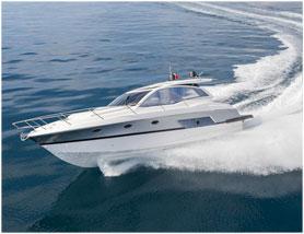 SandJ Engines power to cut through the roughest seas