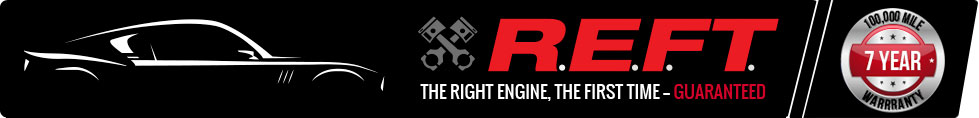 The right engine the first time, guaranteed!